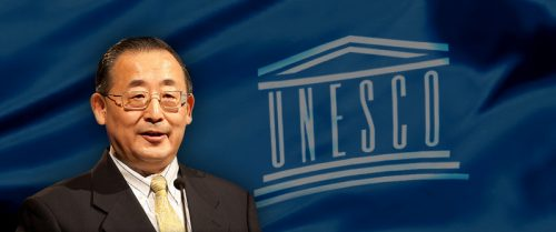 Unesco : l'improbable candidature du Chinois Qian Tang