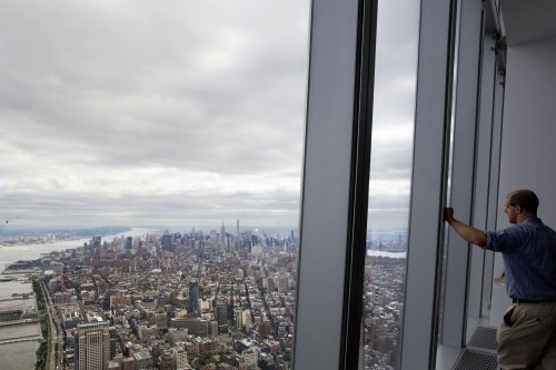 Ouverture du One World Observatory : New-York vu du ciel