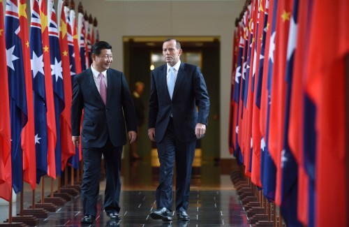 International : vaste accord de libre-échange conclu entre la Chine et l'Australie