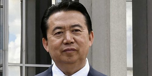 Meng Hongwei : l'épouse de l'ex-chef d'Interpol demande l'asile à la France