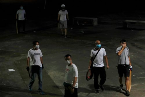 Nuit de violence à Hong-Kong : des expéditions punitives contre des manifestants