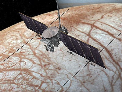 La Nasa confirme la mission lunaire Europa Clipper