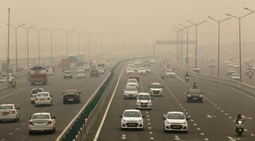 Pollution à Delhi : mise en place de la circulation alternée en urgence