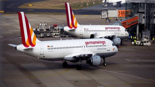 Germanwings frappé par 180 annulations de vol