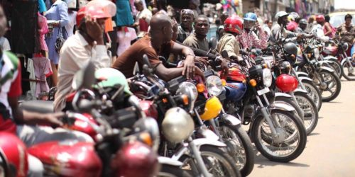 Interdiction des taxis-motos à Lagos : chaos en ville après la suppression des okadas